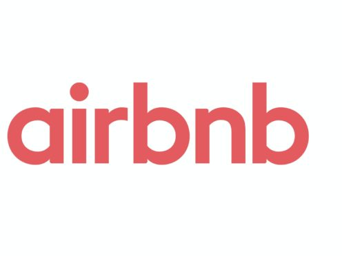 Airbnb said it has 'zero tolerance' for anti-social behaviour (PA)