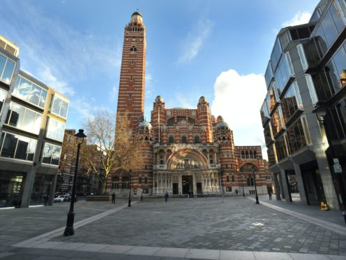 Westminster Cathedral (Nick Ansell/PA)