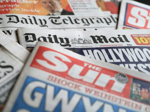What the papers say – November 20 (PA)