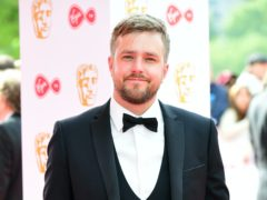 Iain Stirling (Ian West/PA)