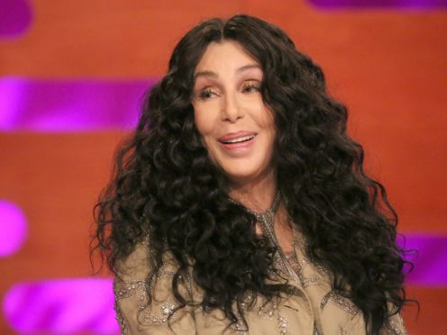 Cher (Isabel Infantes/PA)