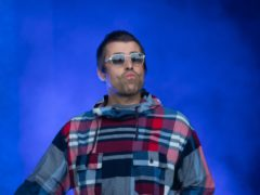 Liam Gallagher appeared on The Jonathan Ross Show (Aaron Chown/PA)