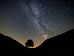 The Milky Way (Owen Humphreys/PA)