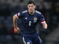 Scott McKenna is back in the Scotland fold (Steve Welsh/PA)