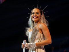 Rita Ora (Isabel Infantes/PA)