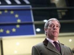 "Nigel Farage has said he is concerned that Dominic Cummings's departure signals a Brexit ""sell-out"" (Yui Mok/PA)"