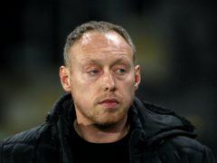 Steve Cooper's Swansea were narrow victors over Rotherham (Tim Goode/PA)