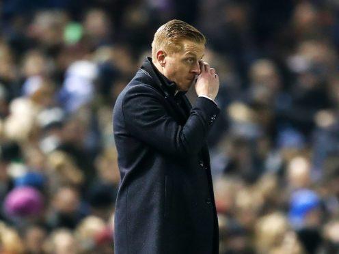 Garry Monk has been sacked (Martin Rickett/PA)