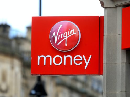 Virgin Money has posted a 77% plunge in full-year underlying profits after booking a £501 million hit as it braces for economic fallout from the second coronavirus lockdown (PA)