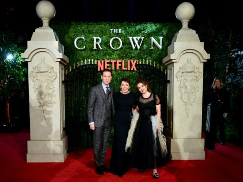 The Crown is a hit series on Netflix which has raised concerns that younger viewers might mistake fictional depictions for real-life happenings (Ian West/PA)