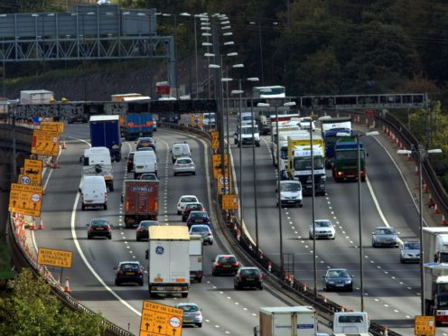 The AA has received a 35p-a-share offer for the business from TowerBrook and Warburg (David Jones / PA)