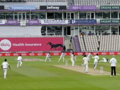 The ECB is planning for the return of fans to England matches next summer (Alastair Grant/PA).