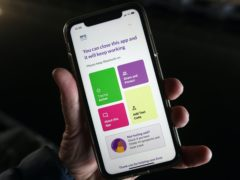 Nicola Sturgeon said there is no reason to disable the Protect Scotland app (Andrew Milligan/PA)