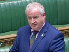 Ian Blackford said his party needed to focus on next year's elections first (House of Commons/PA)