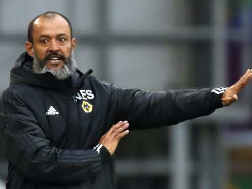 Nuno Espirito Santo has bemoaned his side's busy schedule (Clive Brunskill/NMC Pool)
