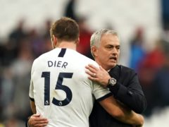 Eric Dier has admitted the Spurs squad are motivated to prove Jose Mourinho's critics wrong (John Walton/PA)