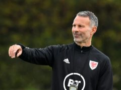 Ryan Giggs was arrested on suspicion of assaulting his girlfriend, the Sun reported (Ben Birchall/PA)