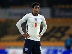 Jude Bellingham has been called up to the England squad for the first time (Mike Egerton/PA)