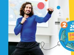 Joe Wicks (BBC)