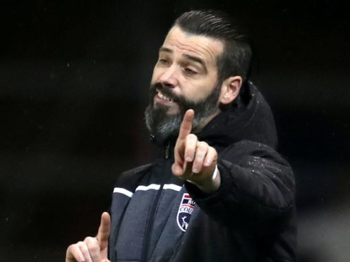 Stuart Kettlewell wants Ross County to kick on (Jane Barlow/PA)