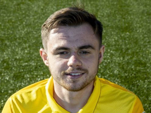 Alan Forrest's brace helped Livingston to a comfortable win at Stenhousemuir (Jeff Holmes/PA)