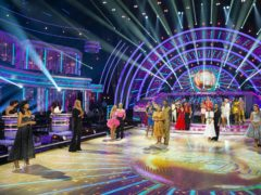 Strictly Come Dancing's format has been affected by coronavirus (Guy Levy/BBC/PA)