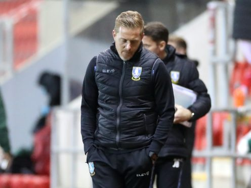Sheffield Wednesday have sacked Garry Monk (Danny Lawson/PA)