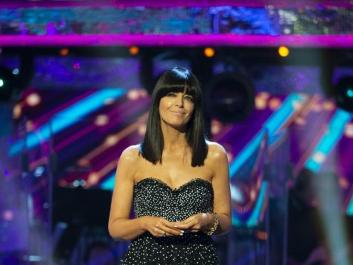 Claudia Winkleman said she was 'so sad' after their departure from the show was announced (Guy Levy/BBC)