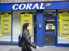 Coral owner GVC has warned profits will be hit from England's planned second lockdown (Matt Alexander / PA)