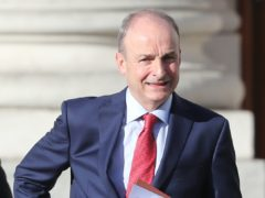 Micheal Martin said every vote in the US election must be counted (Niall Carson/PA)