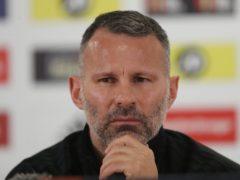 Wales manager Ryan Giggs (David Davies/PA)