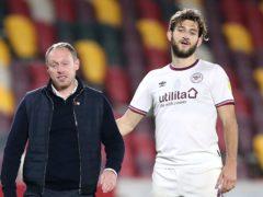Steve Cooper (left) felt that Swansea deserved all three points (Andrew Matthews/PA)