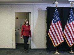 Nancy Pelosi (Alyssa Schukar/The New York Times via AP, Pool)