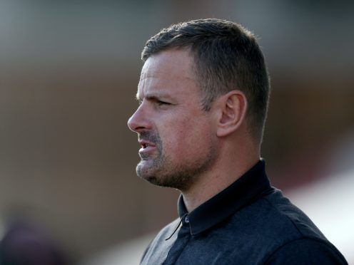 Richie Wellens hopes Salford can continue their fine recent form (Steven Paston/PA)