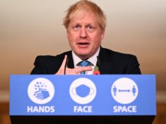 Prime Minister Boris Johnson has been urged to bring forward a fan-led review of football promised in the Conservatives' General Election manifesto (Leon Neal/PA)