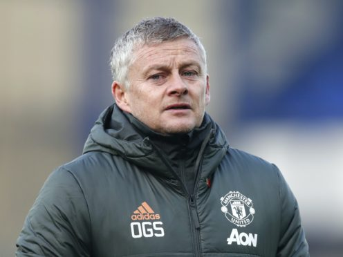Manchester United manager Ole Gunnar Solskjaer was not impressed with the timing of the Everton clash (Clive Brunskill/PA)