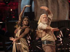 Strictly Come Dancing (Keiron McCarron/BBC)