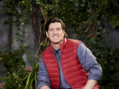 Vernon Kay is appearing on this year's I'm A Celebrity, which is being filmed in Wales (ITV)