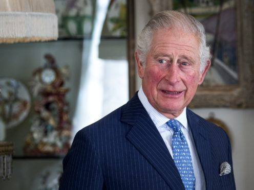The Prince of Wales (Victoria Jones/PA)