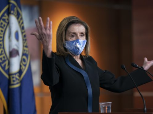 Speaker of the House Nancy Pelosi (J. Scott Applewhite/AP)