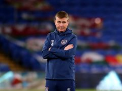 Republic of Ireland manager Stephen Kenny has endured a difficult start to his reign (Nick Potts/PA)