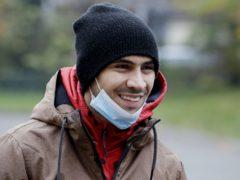 Venezuela's 2012 Olympic fencing champion Ruben Limardo Gascon (Czarek Sokolowski/AP)