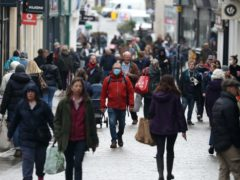 Households where the head is of white British ethnicity are around nine times as likely to be in the wealthiest top fifth in the UK as those where the head is from a black African background, according to the Office for National Statistics (Andrew Matthews/PA)