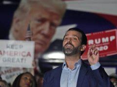 Donald Trump Jr (John Bazemore/AP)