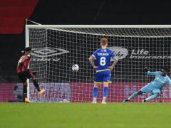 Junior Stanislas was on target for Bournemouth (John Walton/PA)