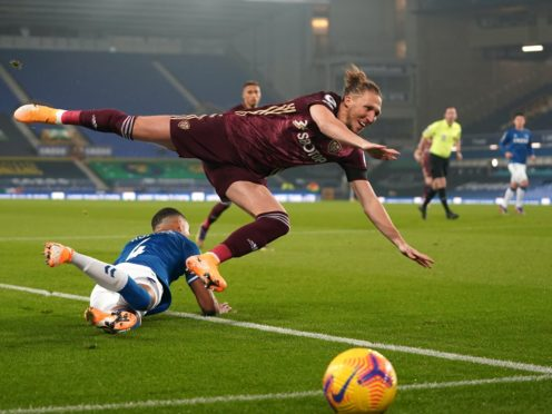 Defender Luke Ayling believes Leeds are starting to find their feet in the Premier League (Jon Super/PA)