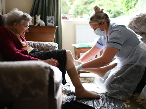 Nicola Sturgeon has repeatedly said care home deaths will be included when an inquiry into the Scottish Government's handling of the pandemic takes place (Daniel Leal-Olivas)
