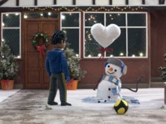 A still from the 2020 John Lewis Christmas advert (John Lewis/PA)