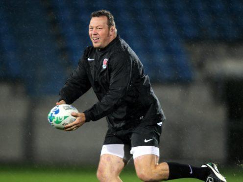 Former England hooker Steve Thompson has no memory of winning the 2003 World Cup, David Davies/PA