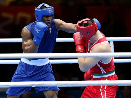 Anthony Joshua battled through the amateur ranks to win Olympic gold (Julien Behal/PA)